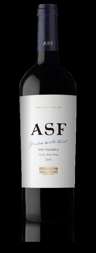 ASF Tinto - Vinho Tinto DOC Palmela